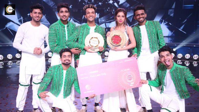 Unreal Crew wins Dance India Dance 7 show