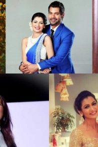 Abhi and Pragya twinning in colours