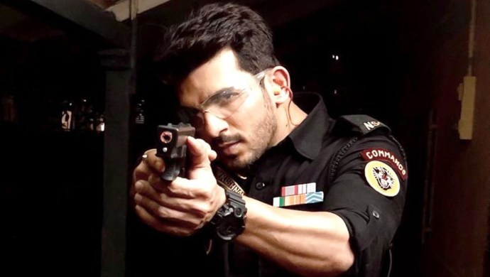 Arjun Bijlani in Operation Terror Chhabis Gyarah