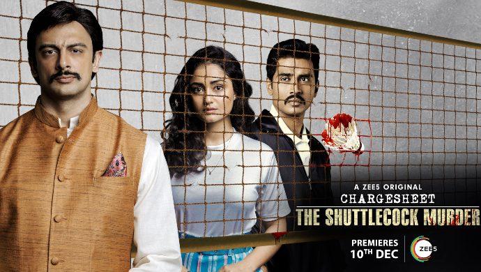 Chargesheet The Shuttlecock Murder poster