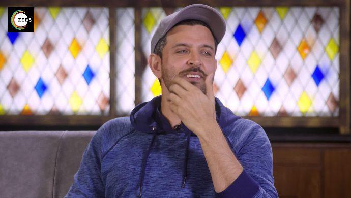Hrithik Roshan on Not Just Supper Stars