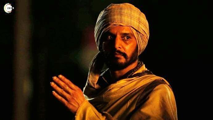 Jimmy in a still from Rangbaaz 2 series