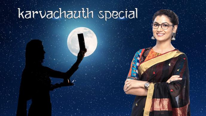 Karwa Chauth with Abhi and Pragya