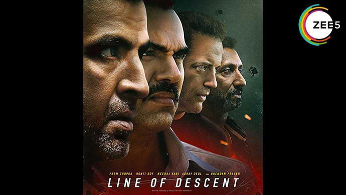 Line of Descent Poster