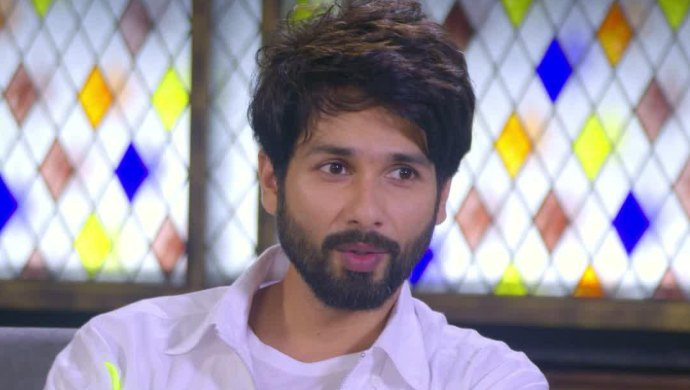 Shahid Kapoor on Not Just Supper Stars
