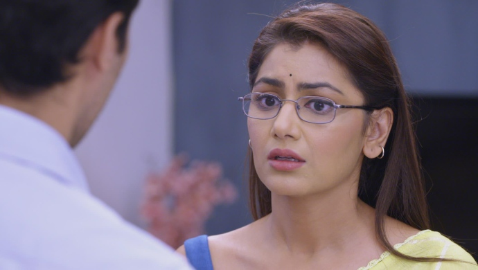 Still from Kumkum Bhagya with Pragya