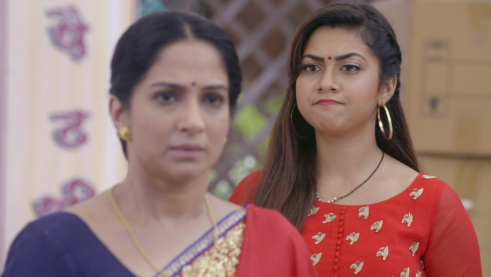 Still from Tujhse Hai Raabta with Kalyani