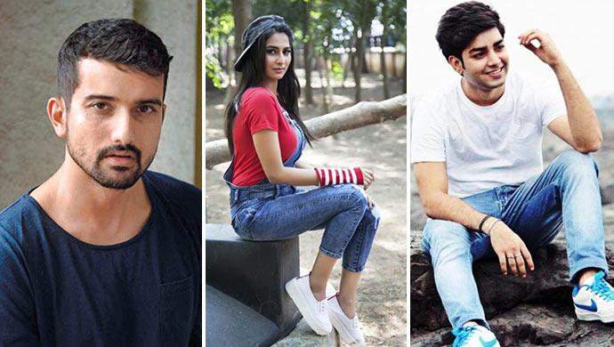 ZEE5's Virgin Bhasskar cast