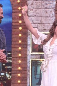 Actress Sara Ali Khan, Rohit Shetty on Movie Masti with Maniesh Paul