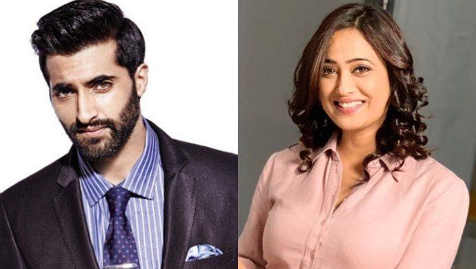Akshay Oberoi and Shweta Tiwari