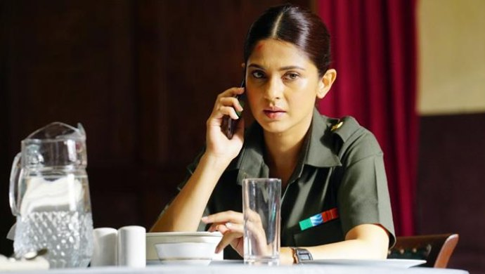 Jennifer Winget in Code M