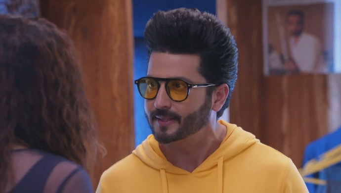 Still from Kundali Bhagya with Karan and Mahira