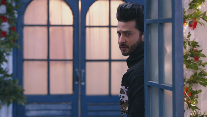 Still from Kundali Bhagya with Dheeraj Dhoopar