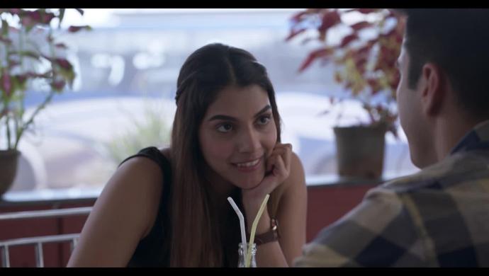 Still from Love Bites with Harshadaa Vijay