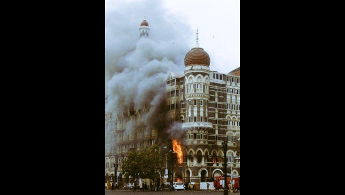 Taj Hotel during 26_11