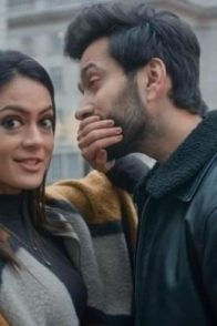 Anya Singh and Nakuul Mehta in Never Kiss Your Best Friend