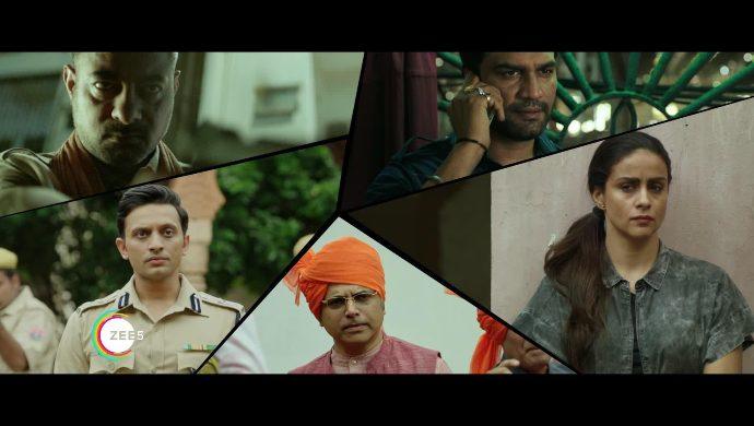 Cast of Rangbaaz Phirse
