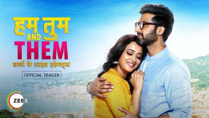 Hum Tum Aur Them trailer