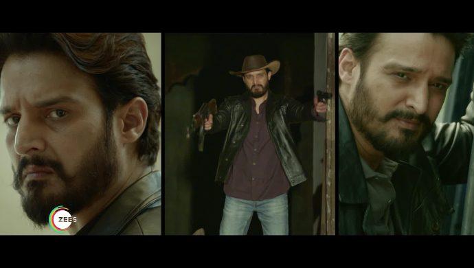 Jimmy Sheirgill as Amarpal in Rangbaaz Phirse