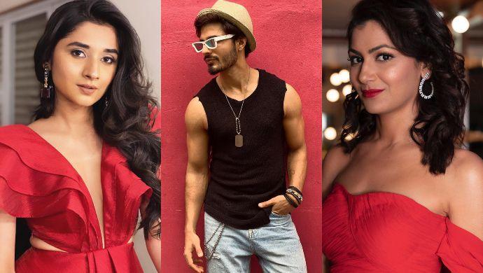 Kanika Mann, Vin Rana and Sriti Jha