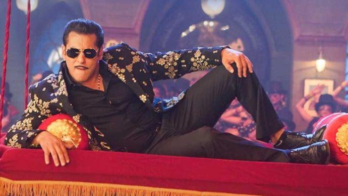 Salman Khan in Dabangg 3 as Chulbul Pandey
