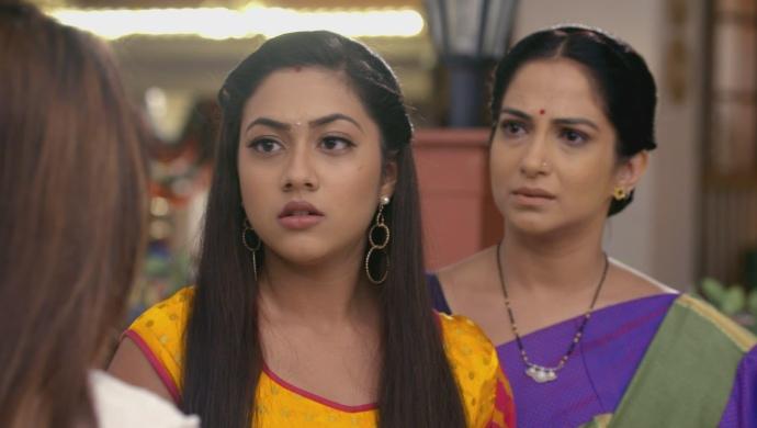 Still from Tujhse Hai Raabta with Kalyani and Anupriya