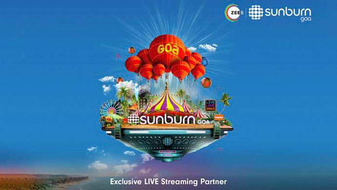 Sunburn 2019 Goa Contest