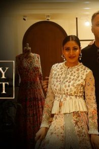 Surbhi Chandna and Varun Bahl on The Greedy Closet