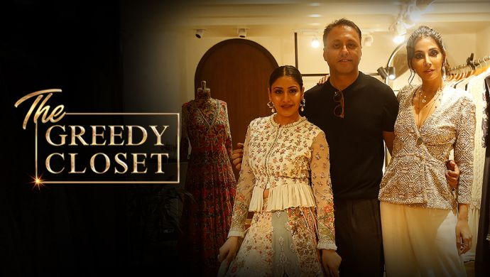 Surbhi Chandna and Varun Bahl on The Greedy Closet