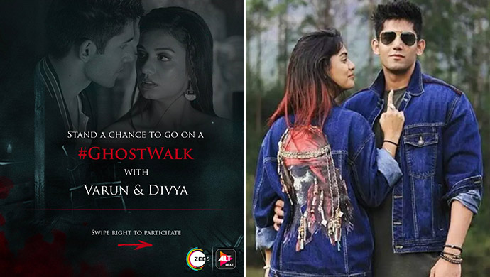 Take A Ghost Walk With Divya Agarwal and Varun Sood