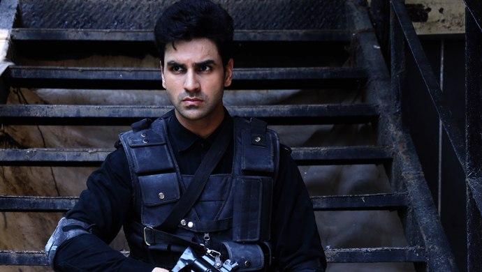 Vivek Dahiya as Rohit Bagga in State of Siege_ 26_11