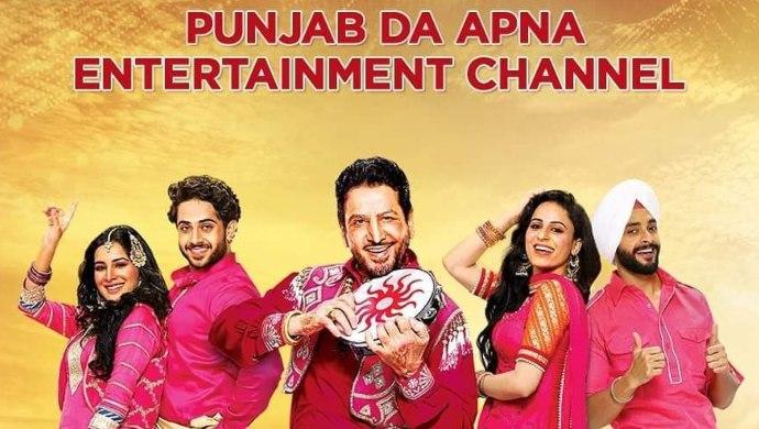Zee Punjabi channel