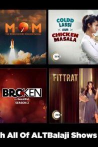 ALTBalaji shows on ZEE5