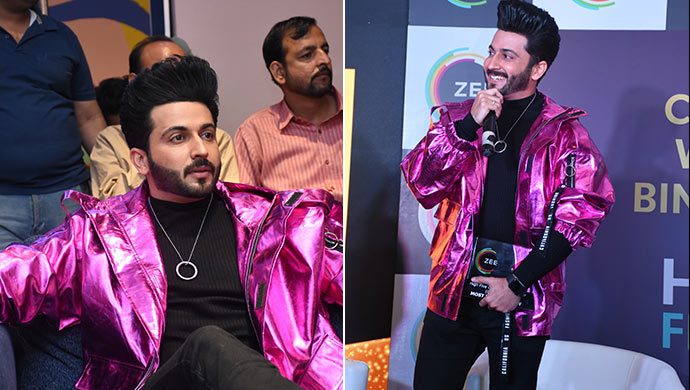 Dheeraj Dhoopar At the High Five on ZEE5 Awards