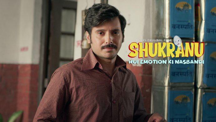 Divyenndu Sharma in Shukranu teaser