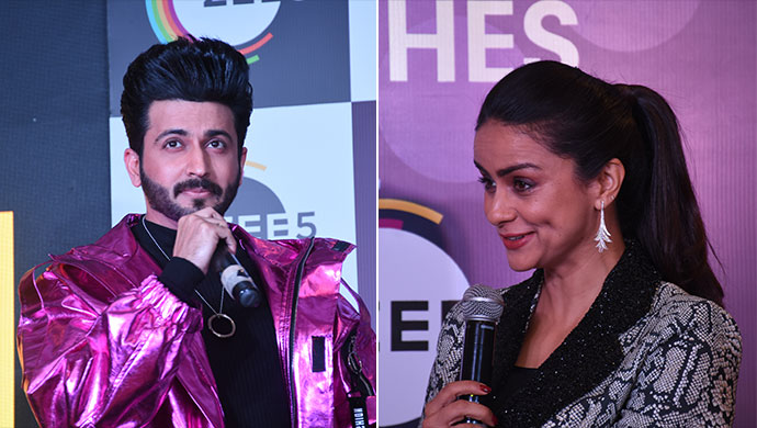 Gul Panag and Dheeraj Dhoopar Lohri Celebrations