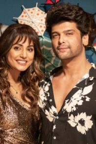 Hina Khan and Kushal Tandon