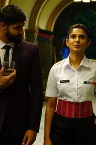 Jennifer Winget and Tanuj Virwani in a scene still from Code M