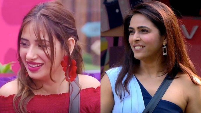 Mahira Sharma and Madhurima Tuli