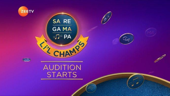 Sa Re Ga Ma Pa Lil Champs Auditions