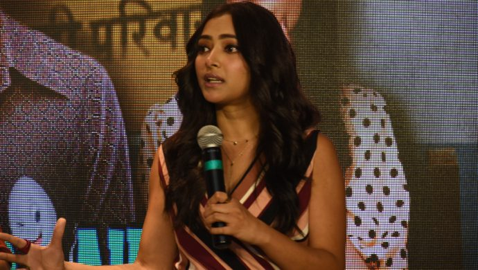 Shweta Basu Prasad at the ZEE5 February Calender Lauch