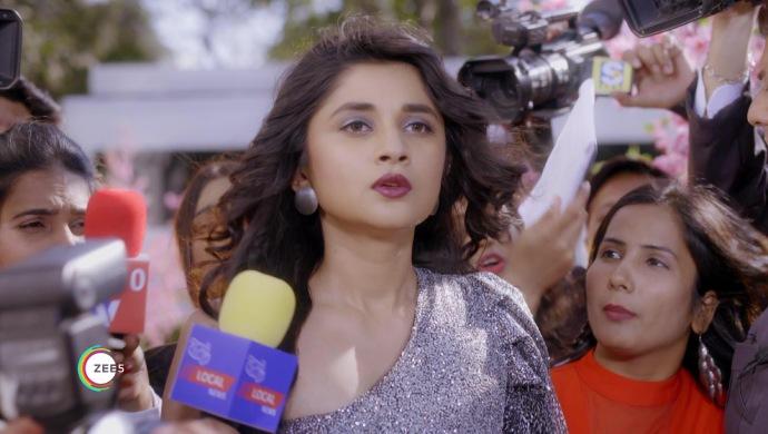Still from Guddan Tumse Na Ho Payega with Famous Actress Guddan