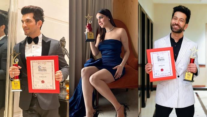 Arjun, Shraddha, Nakuul win