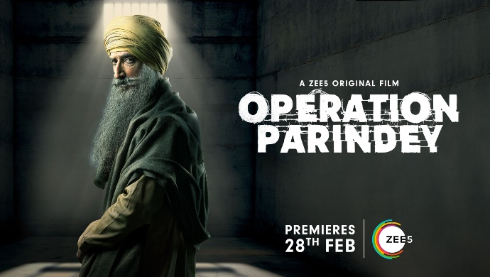 Operation Parindey Poster