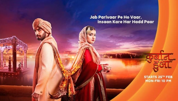 Qurbaan Hua Releases This February On ZEE5