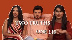 Two truths one lie with Shukranu cast