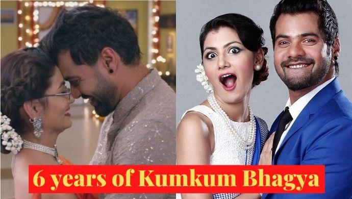 Kumkum Bhagya completes 6 years
