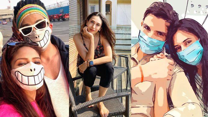Celebrities on ZEE5 shows under Coronavirus social distancing