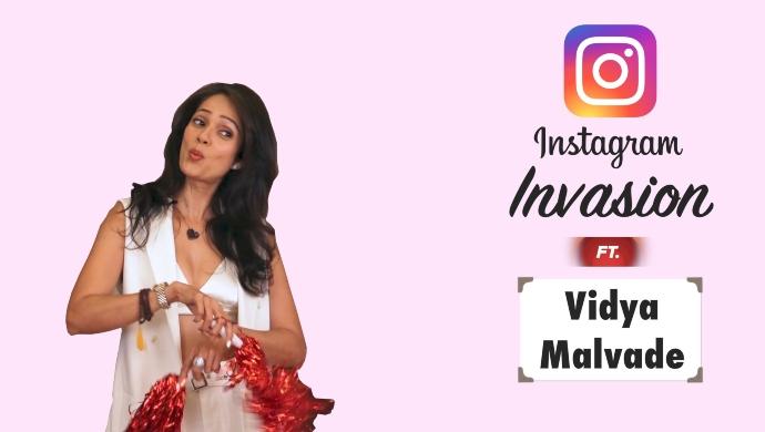 Kaali 2 - Vidya Malvade Instagram Invasion