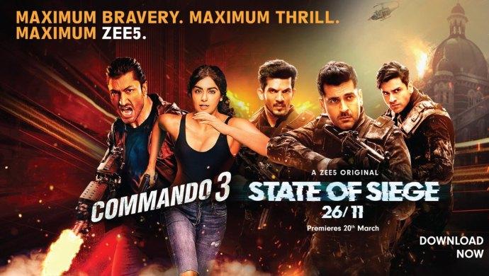 Maximum Thrill Maximum ZEE5 poster